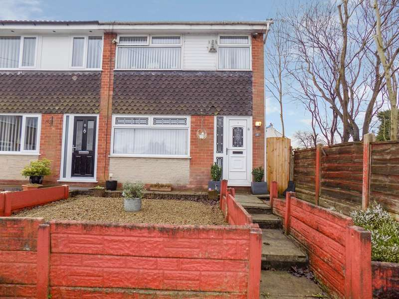 2 Bedrooms Terraced House for sale in Brook Street, Farnworth, Bolton, BL4