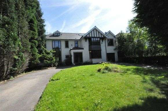 6 Bedrooms Detached House for sale in Sheepfoot Lane, Prestwich, Manchester