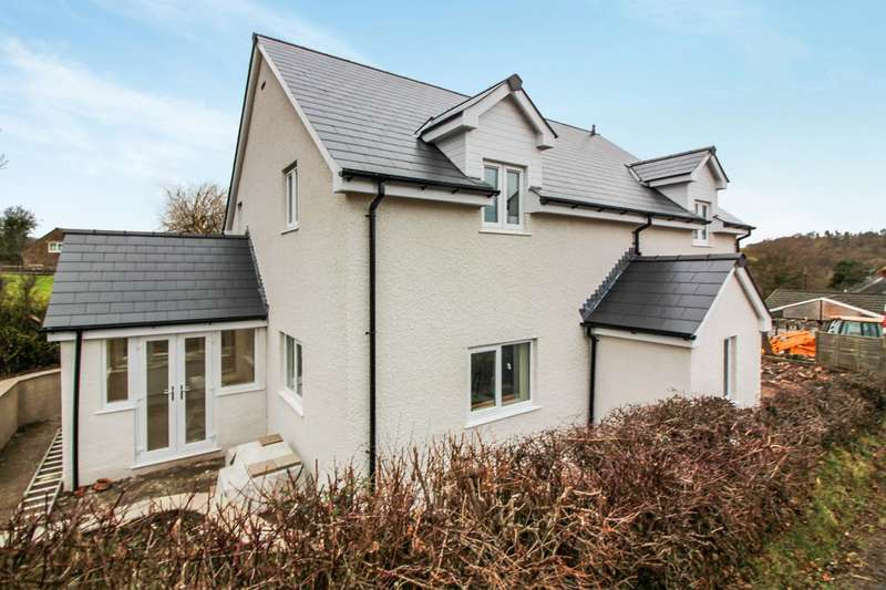 4 Bedrooms Detached House for sale in Llangua, Abergavenny, NP7