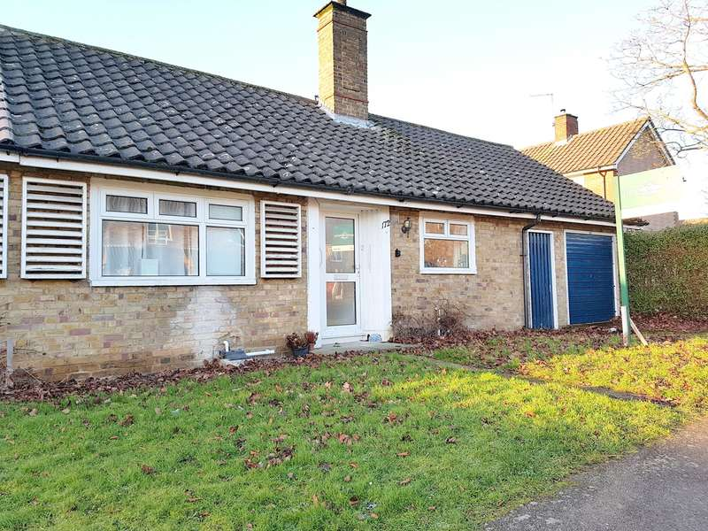 2 Bedrooms Semi Detached Bungalow for rent in Blythway, Welwyn Garden City, AL7