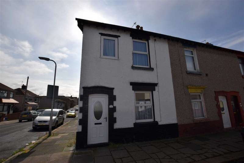 2 Bedrooms Terraced House for sale in Dartmouth Street, Barrow In Furness, Cumbria