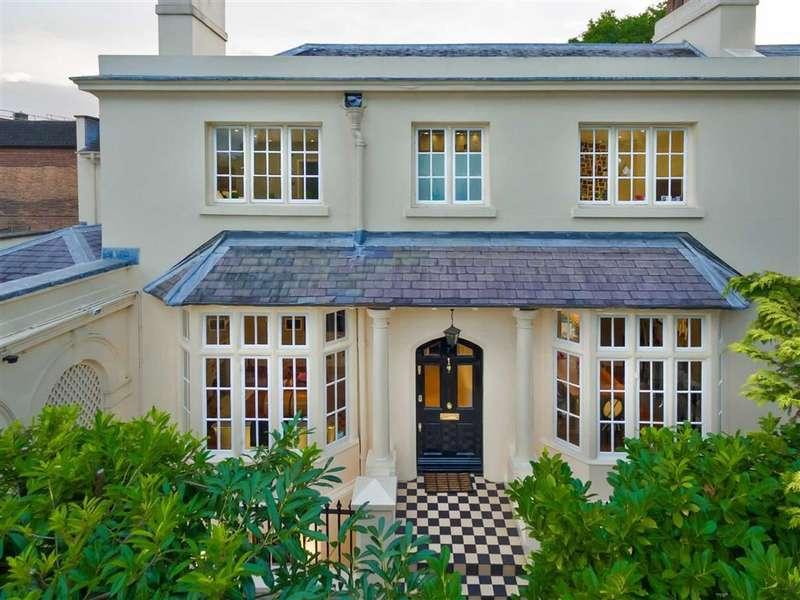3 Bedrooms House for sale in Park Village West, London, Regents Park, NW1