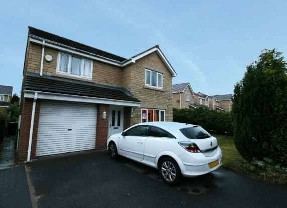 4 Bedrooms Detached House for sale in Newton Grange, Bishop Auckland, Durham, DL14 7RP