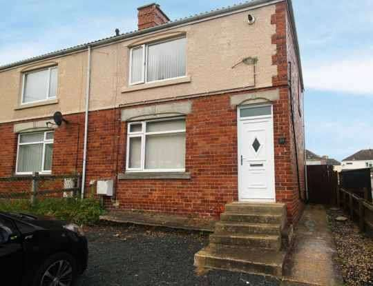 2 Bedrooms Semi Detached House for sale in Beech Parade, Ferryhill, Durham, DL17 9PH