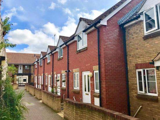 2 Bedrooms Terraced House for sale in South Street, Taunton TA1