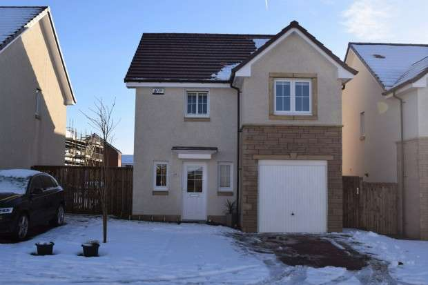 3 Bedrooms Detached House for sale in 69 Leggatston Avenue, Glenmill, Darnley, G53