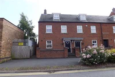3 Bedrooms House for rent in Ashby Road, Coalville