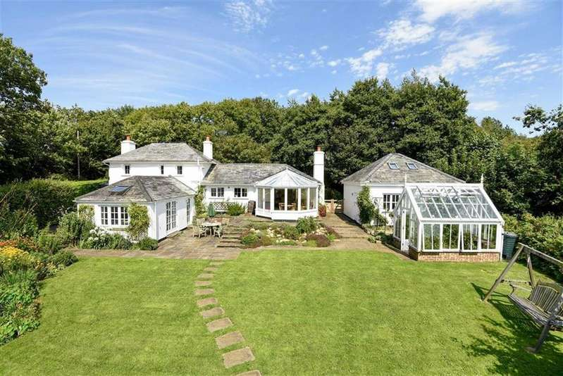 3 Bedrooms Detached House for sale in Jacobstow, Bude, Cornwall, EX23