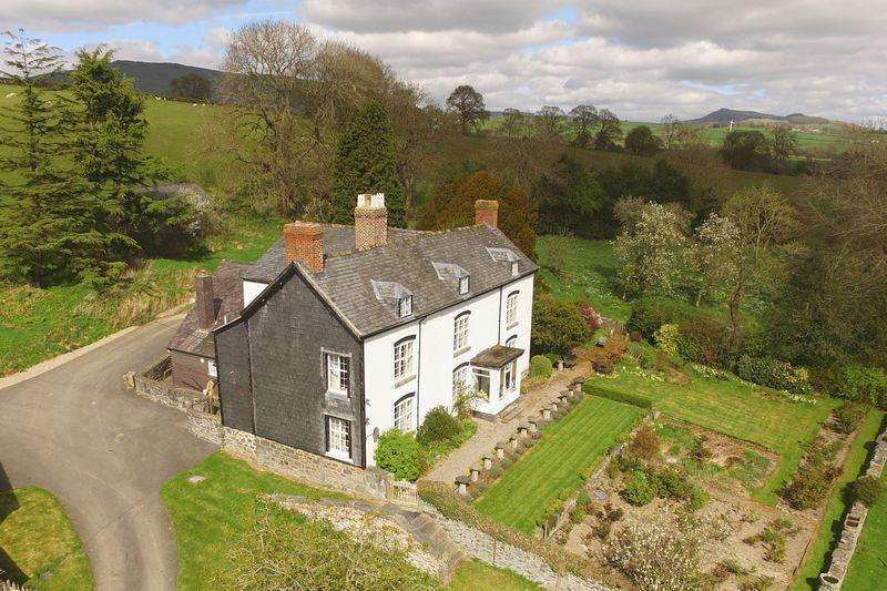 5 Bedrooms Detached House for sale in Llanrhaeadr Ym Mochnant, Oswestry