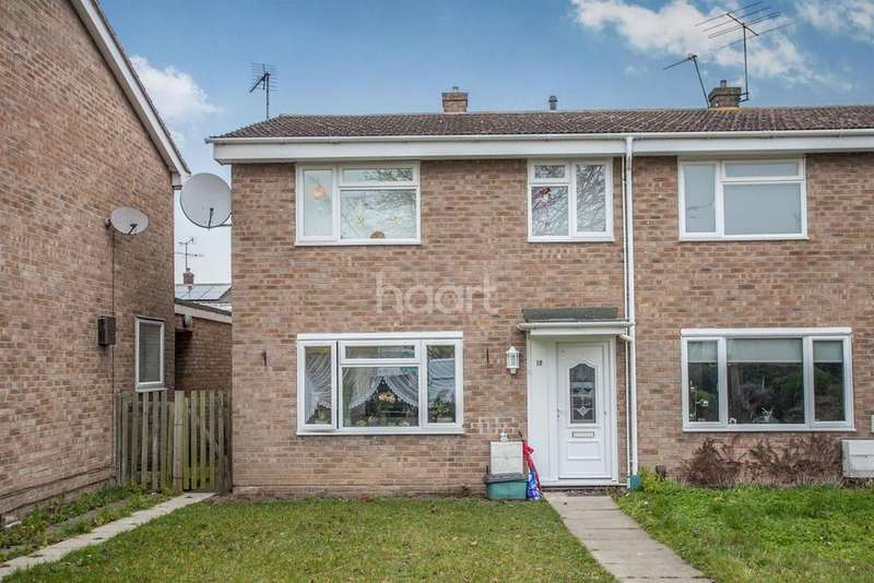 3 Bedrooms End Of Terrace House for sale in York Place, Riverside, Colchester, CO1
