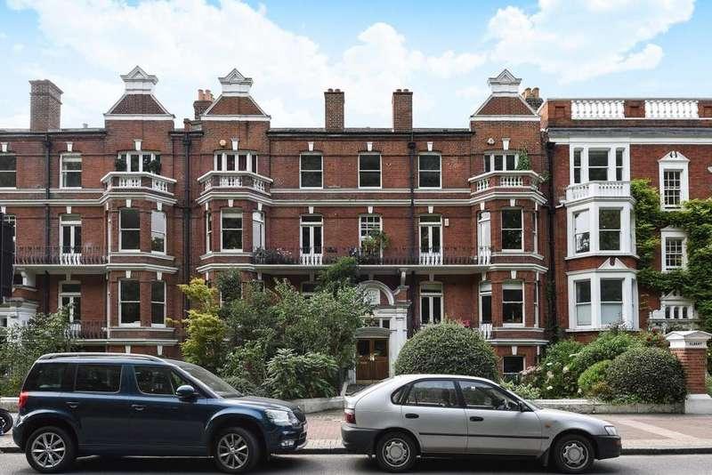 3 Bedrooms Flat for sale in Albert Bridge Road, Battersea