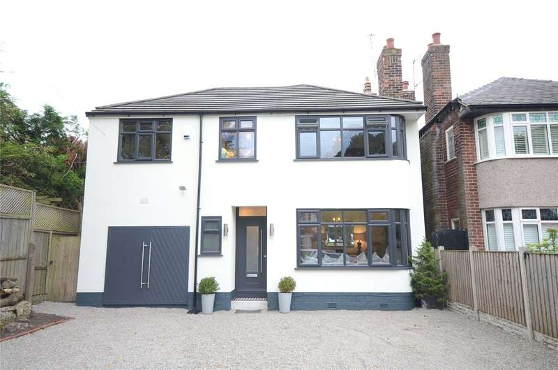 4 Bedrooms Detached House for sale in Newcroft Road, Woolton, Liverpool, L25