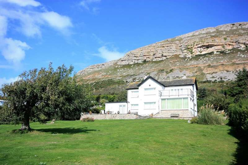 4 Bedrooms Detached House for sale in Llys Helyg Drive, Great Orme, Llandudno LL30