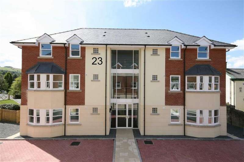 1 Bedroom Flat for rent in 23, Valentine Court, Llanidloes, Powys, SY18
