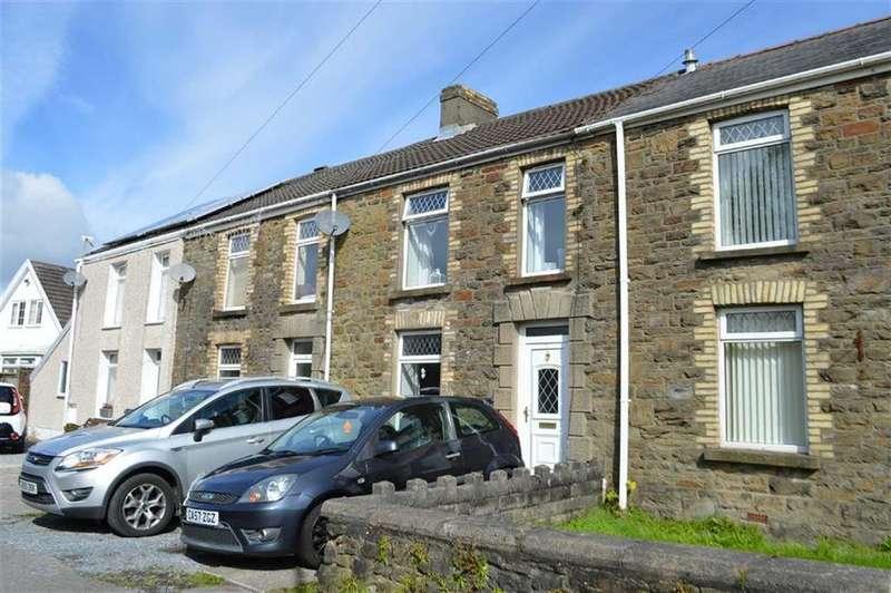 3 Bedrooms Terraced House for sale in Railway Terrace, Swansea, SA5