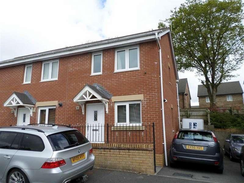 2 Bedrooms End Of Terrace House for sale in Llwyn Teg, Swansea, SA5
