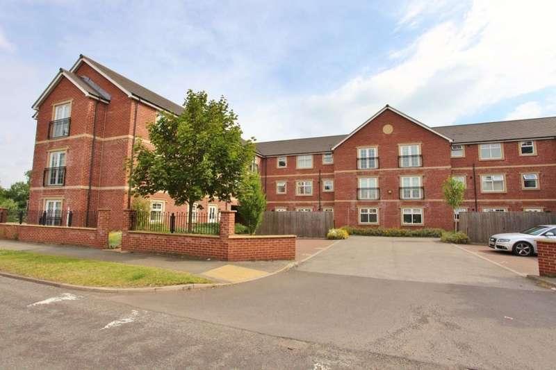 2 Bedrooms Flat for rent in Wath Road, Brampton, Barnsley, S73