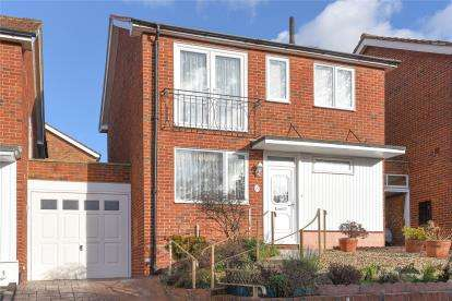 3 Bedrooms Detached House for sale in Hawthorndene Road, Bromley