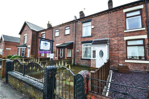 3 Bedrooms Terraced House for sale in Walthew Lane, Platt Bridge