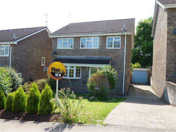 4 Bedrooms Detached House for rent in St Kingsmark Avenue, The Danes, Chepstow
