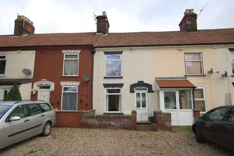 3 Bedrooms Semi Detached House for sale in Avonmouth Road, Norwich, NR3