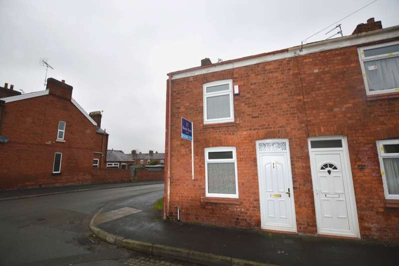 2 Bedrooms Terraced House for sale in John Street, Winsford, CW7