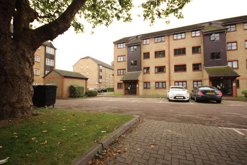2 Bedrooms Flat for sale in Kingfisher Way, London