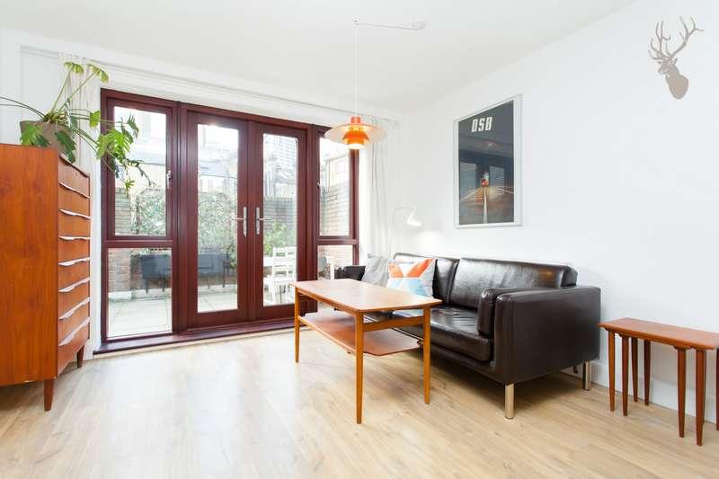 2 Bedrooms Flat for sale in Wentworth Dwellings, New Goulston Street, Spitalfields, E1