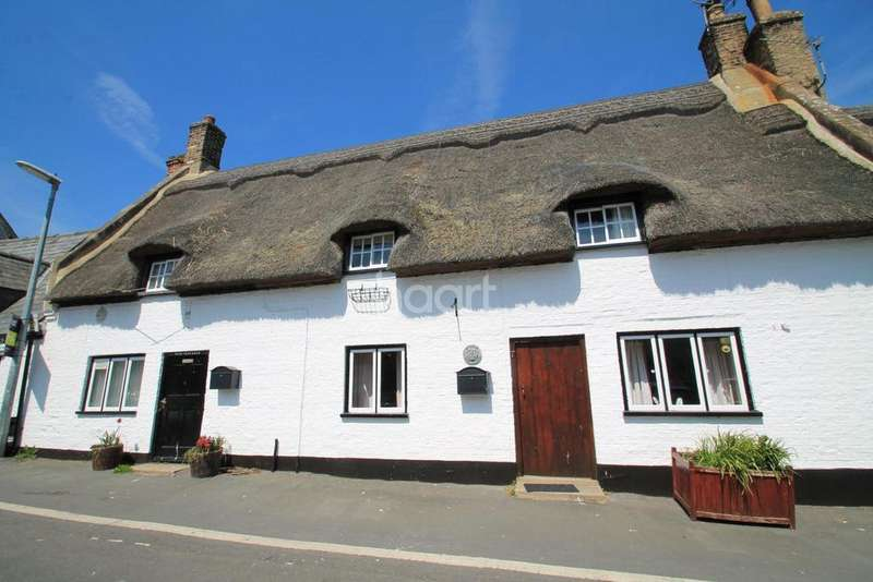 3 Bedrooms Cottage House for sale in Market Street, Swavesey