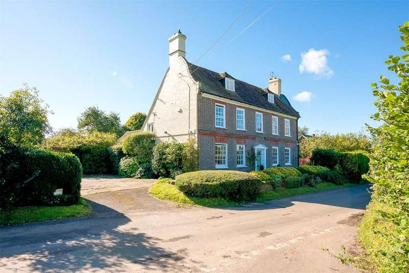 5 Bedrooms Detached House for sale in Ropley, Hampshire, SO24