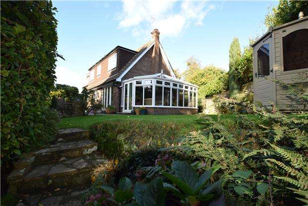 3 Bedrooms Detached House for sale in Reynolds Lane, Tunbridge Wells, Kent, TN4 9XN