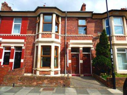 2 Bedrooms Flat for sale in Belford Terrace, North Shields, Tyne and Wear, NE30