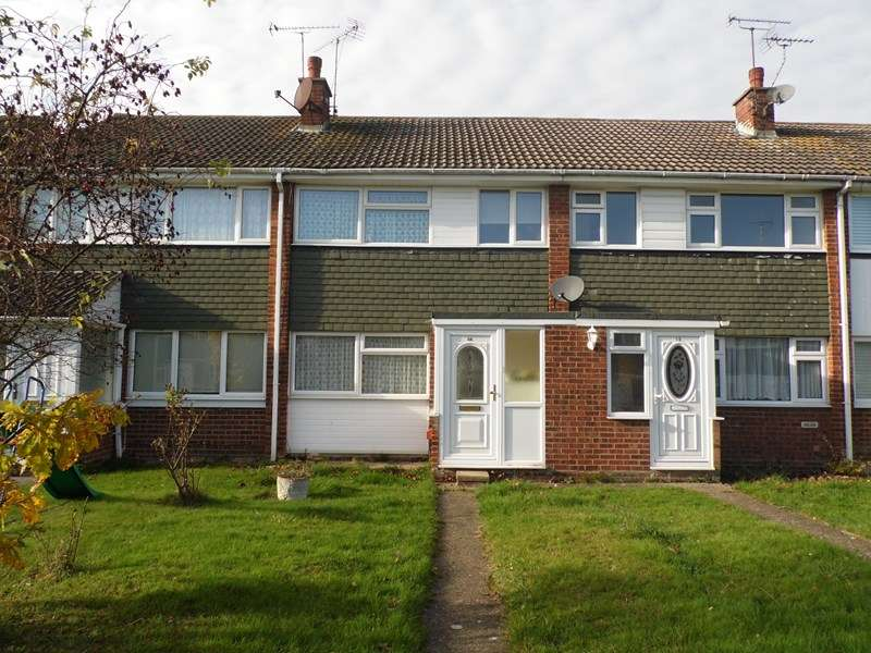 3 Bedrooms Terraced House for sale in Scotts Walk, Rayleigh
