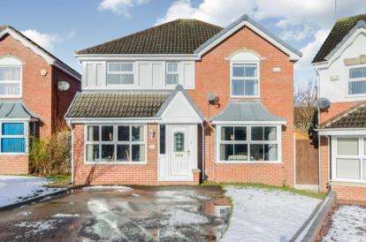 4 Bedrooms Detached House for sale in Broadlands, Bramley, Rotherham, South Yorkshire