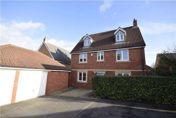 5 Bedrooms Detached House for sale in The Pines, Mangotsfield, BRISTOL, BS16 9QY