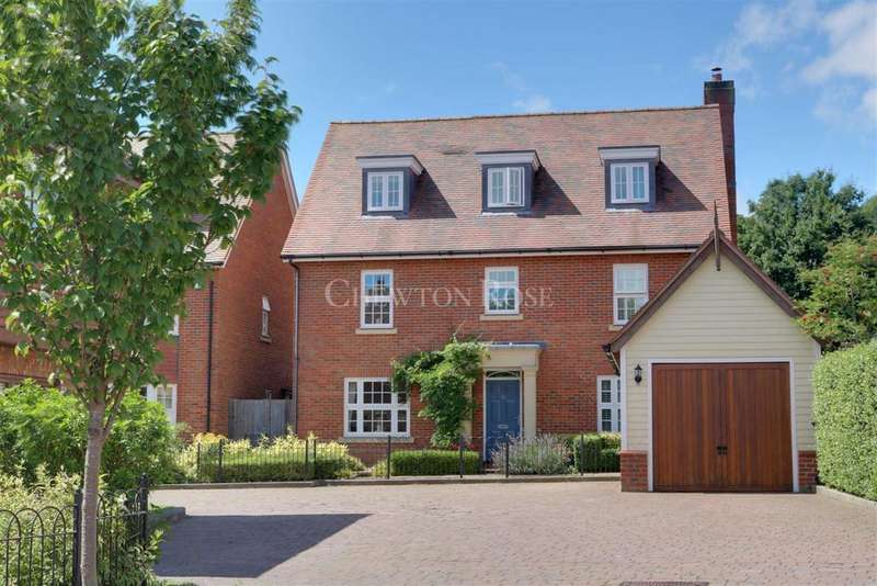 5 Bedrooms Detached House for sale in Ticehurst, Wadhurst, East Sussex. TN5
