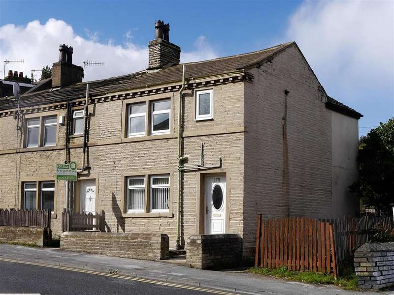 3 Bedrooms Cottage House for sale in Clayton Road, Lidget Green, Bradford, BD7 2RD