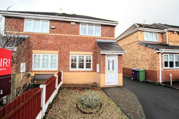 2 Bedrooms Semi Detached House for sale in 22 Leo Close, Liverpool