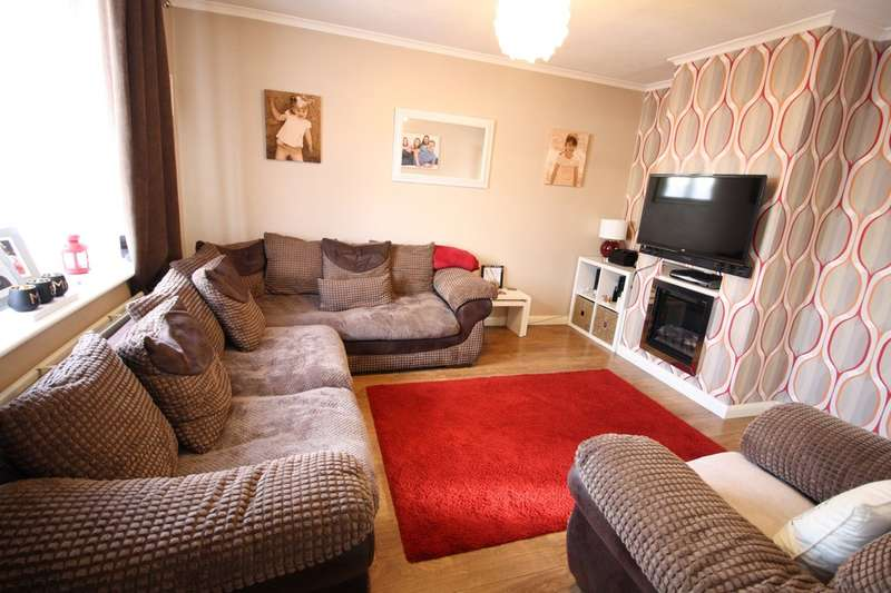 2 Bedrooms Terraced House for sale in Cherwell Grove, South Ockendon