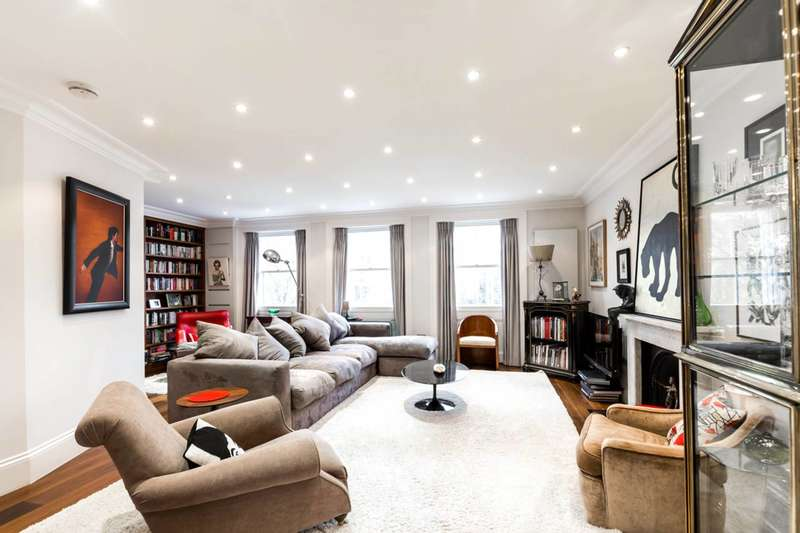 3 Bedrooms Flat for sale in Cromwell Road, SW7, South Kensington, SW7