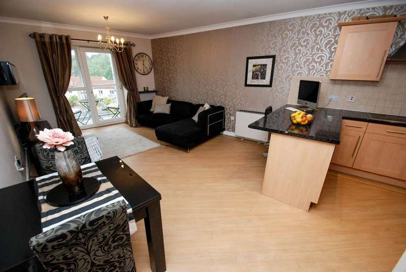 2 Bedrooms Flat for sale in Captains Wharf, South Shields
