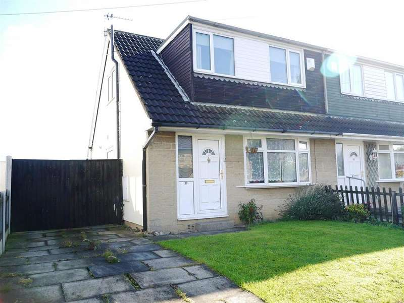 3 Bedrooms Town House for sale in Hazelcroft, Eccleshill, Bradford, BD2 3TE