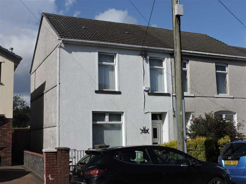 3 Bedrooms Semi Detached House for sale in Borough Road, Loughor