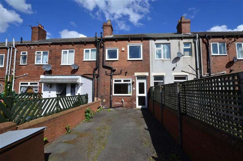 2 Bedrooms Property for sale in Gordon Street, Featherstone, WF7