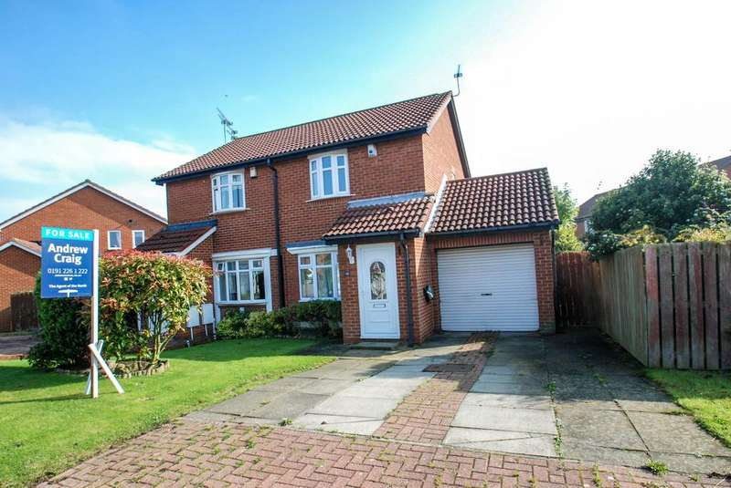 2 Bedrooms Semi Detached House for sale in Beaconside, South Shields