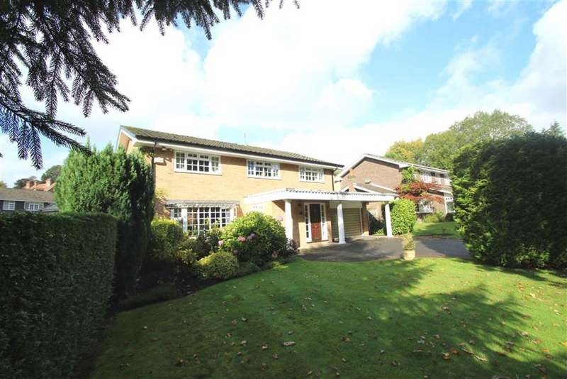 5 Bedrooms Detached House for sale in Marlborough Road, Bowdon, Bowdon Altrincham