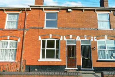 3 Bedrooms House for rent in Cullwick Street, WV1, Wolverhampton