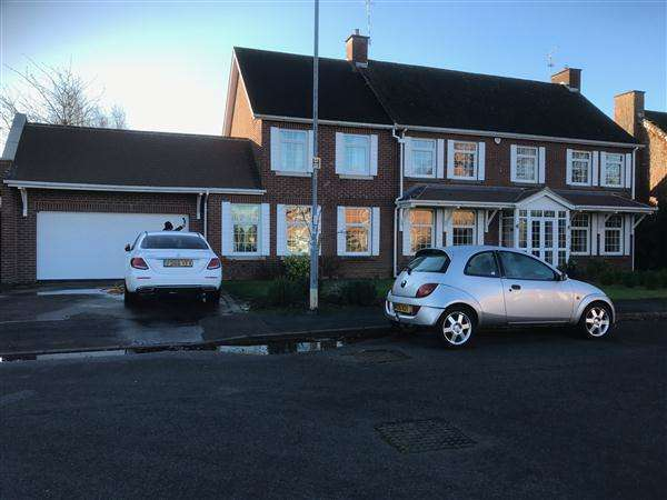7 Bedrooms Detached House for sale in Craneborne Gardens, OADBY