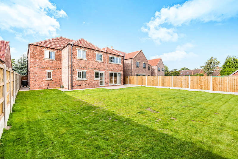 6 Bedrooms Detached House for sale in Main Street, Hatfield Woodhouse, Doncaster, DN7