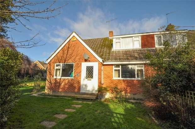 3 Bedrooms Semi Detached House for sale in Jessopp Road, WIMBORNE, Dorset